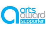 arts award supporter symbol